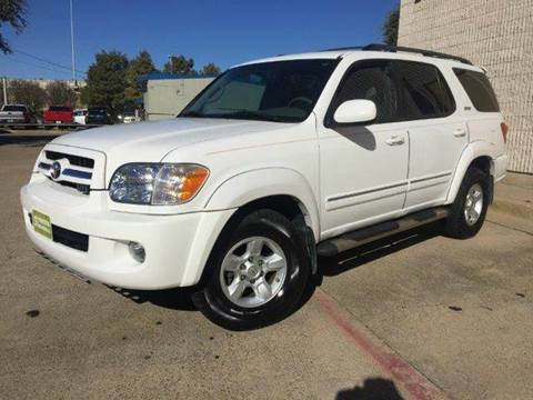 2005 Toyota Sequoia for sale in Richardson, TX