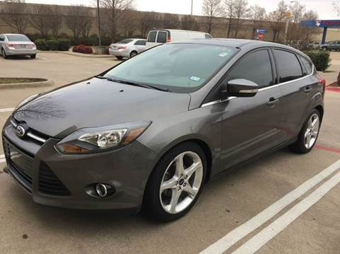 2012 Ford Focus for sale in Richardson, TX