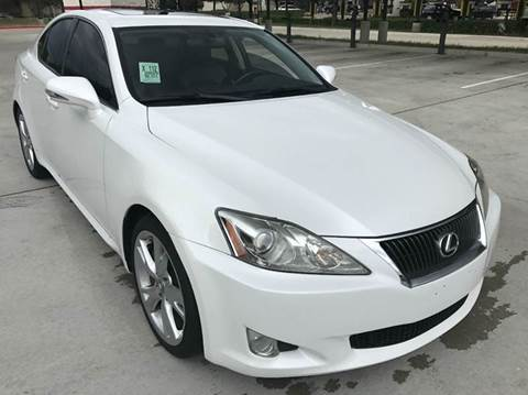 2009 Lexus IS 350