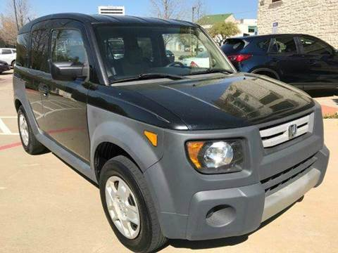 2008 Honda Element for sale in Richardson, TX