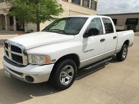 2005 Dodge Ram Pickup 1500 for sale in Richardson, TX