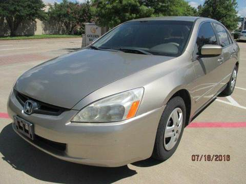 2003 Honda Accord for sale in Richardson, TX