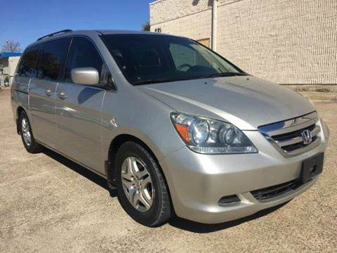 2007 Honda Odyssey for sale in Richardson, TX