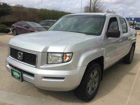 2007 Honda Ridgeline for sale in Richardson, TX