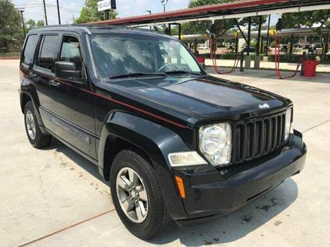 2008 Jeep Liberty for sale in Richardson, TX