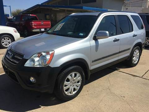 2005 Honda CR-V for sale in Richardson, TX