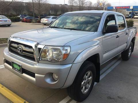 2009 Toyota Tacoma for sale in Richardson, TX