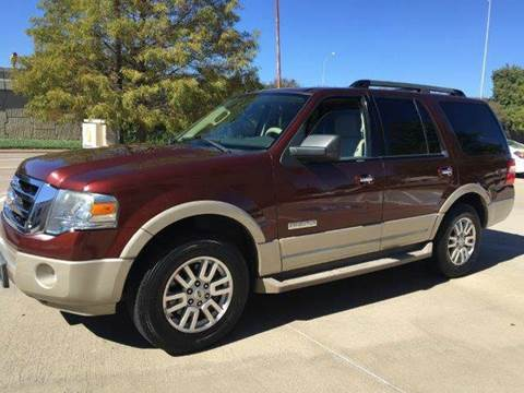 2008 Ford Expedition for sale in Richardson, TX