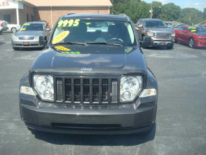 2011 Jeep Liberty SPORT - Anniston AL