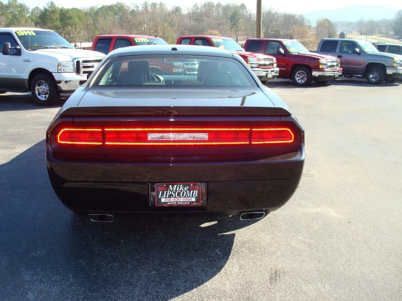 2009 Dodge Challenger R/T 2dr Coupe - Anniston AL