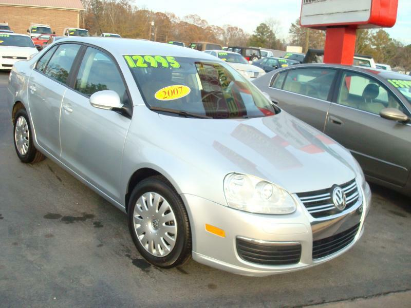 2007 Volkswagen Jetta 2.5 4dr Sedan (2.5L I5 6A) - Anniston AL