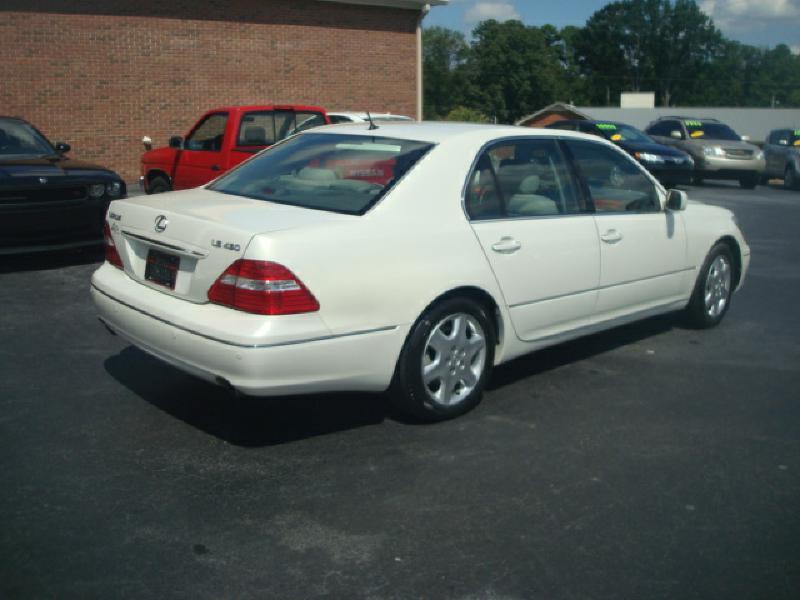 2004 Lexus LS 430 4dr Sedan - Anniston AL
