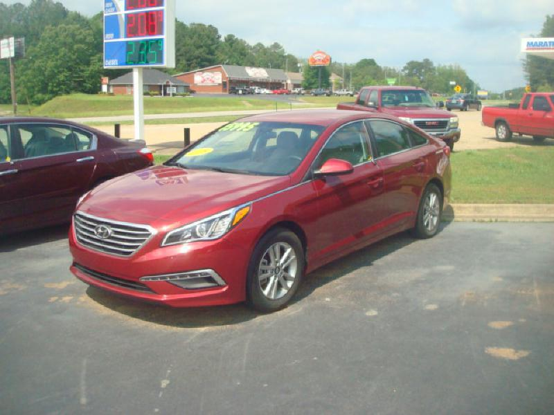 2015 Hyundai Sonata SE 4dr Sedan - Anniston AL