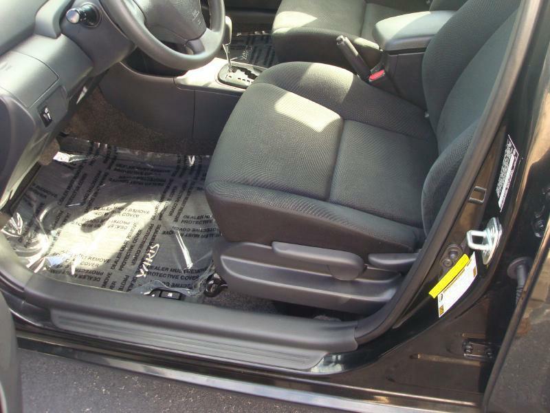 2012 Toyota Yaris Fleet 4dr Sedan 4A - Anniston AL