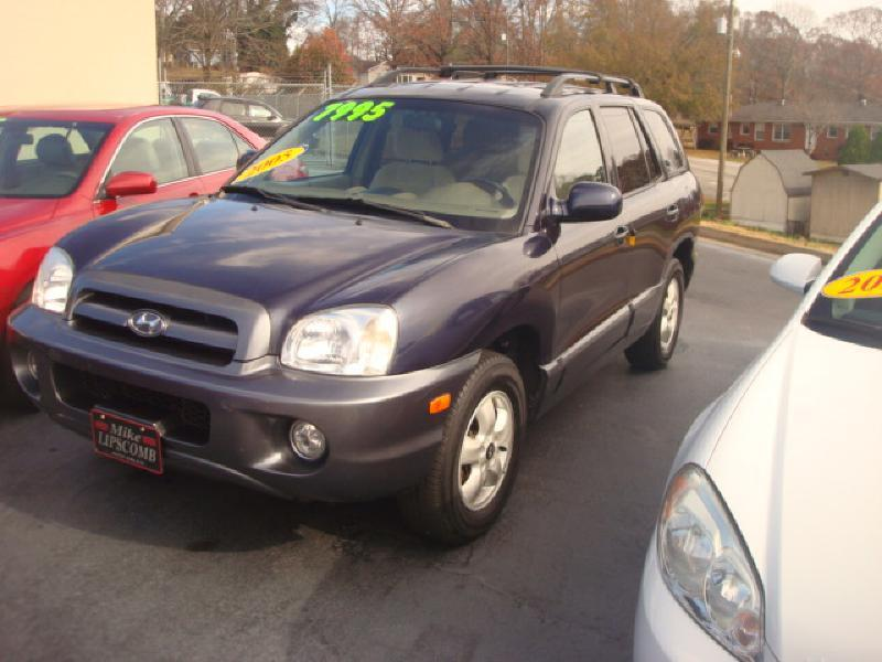 2005 Hyundai Santa Fe For Sale In Anniston Al