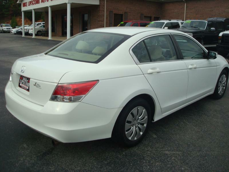 2010 Honda Accord LX 4dr Sedan 5A - Anniston AL