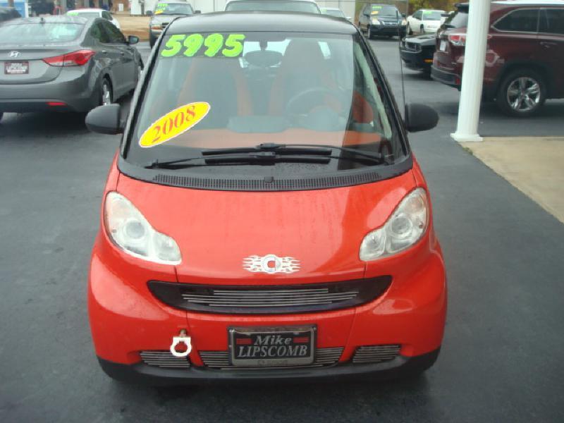 2008 Smart fortwo pure 2dr Hatchback - Anniston AL