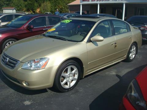 used 2003 nissan altima for sale in alabama - carsforsale®