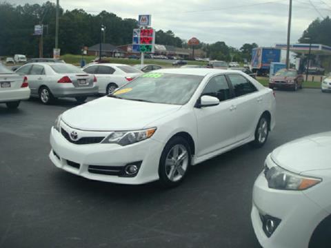 2014 Toyota Camry for sale in Anniston, AL