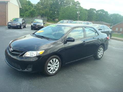 2012 Toyota Corolla for sale in Anniston, AL