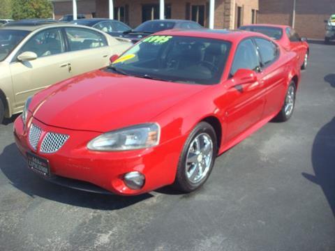 2007 Pontiac Grand Prix for sale in Anniston, AL