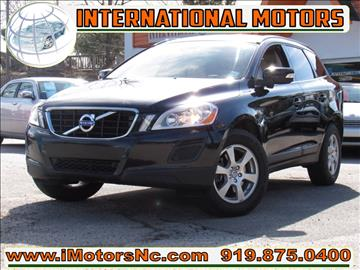 2012 Volvo XC60 for sale in Raleigh, NC