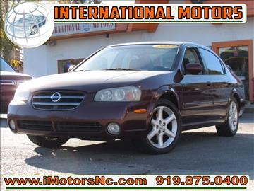 Worksheet. Used 2003 Nissan Maxima For Sale Crescent City CA  Carsforsalecom