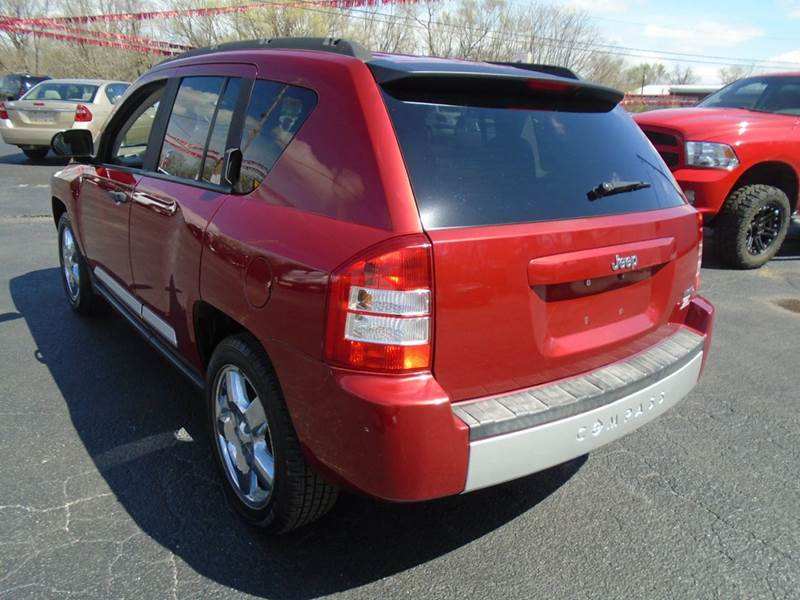 2007 Jeep Compass Limited 4dr SUV - Cottage Hills IL