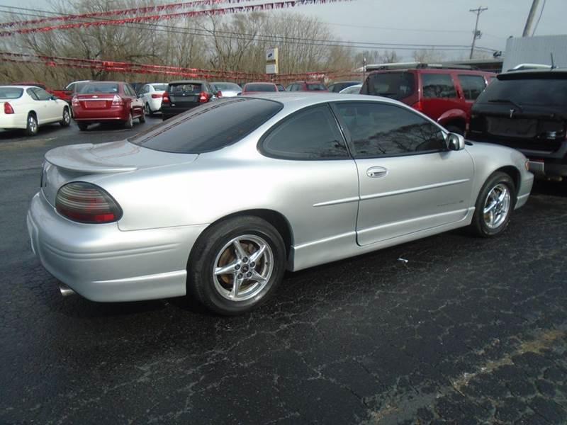 2002 Pontiac Grand Prix GT 2dr Coupe - Cottage Hills IL