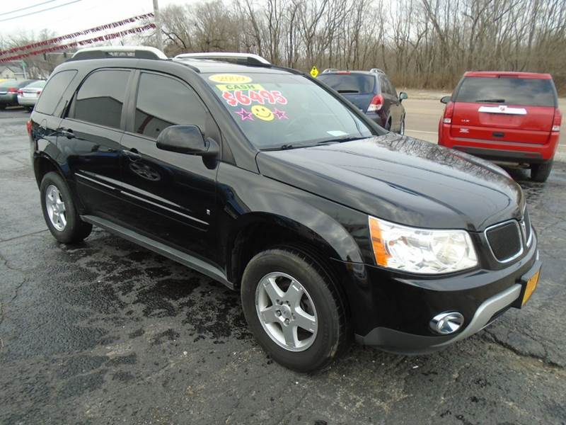 2009 Pontiac Torrent AWD 4dr SUV - Cottage Hills IL