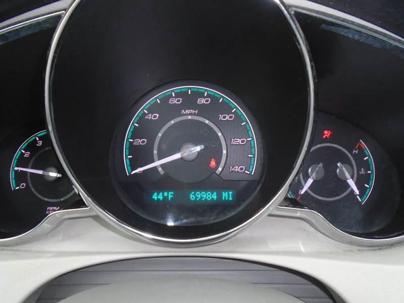 2011 Chevrolet Malibu LS 4dr Sedan - Cottage Hills IL