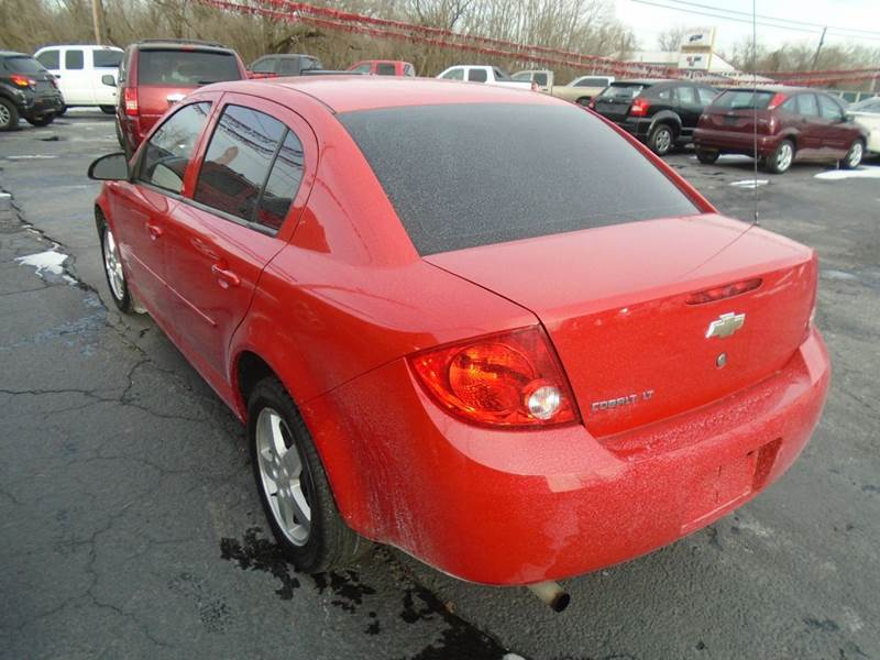 2010 Chevrolet Cobalt LT 4dr Sedan w/2LT - Cottage Hills IL