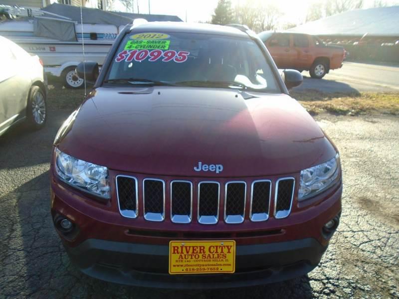 2012 Jeep Compass Sport 4dr SUV - Cottage Hills IL
