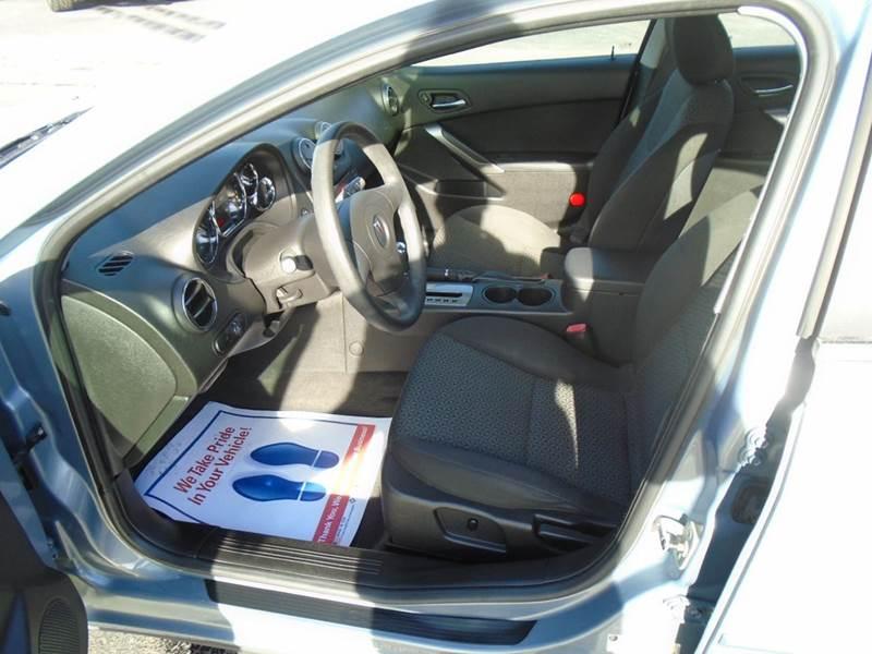 2007 Pontiac G6 Value Leader 4dr Sedan w/1SV - Cottage Hills IL