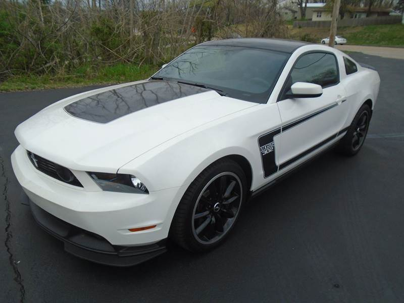 2012 Ford Mustang Boss 302 2dr Coupe - Cottage Hills IL
