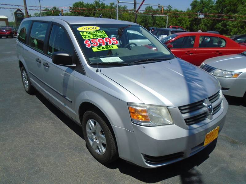 2008 Dodge Grand Caravan SE 4dr Extended Mini Van - Cottage Hills IL