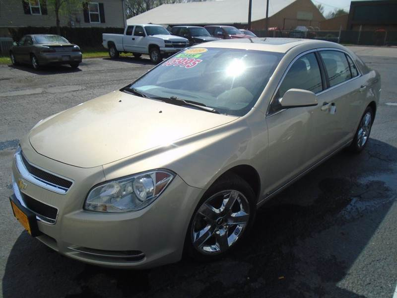 2009 Chevrolet Malibu LT1 4dr Sedan - Cottage Hills IL
