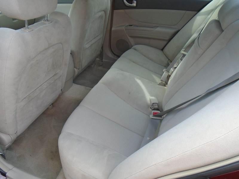 2008 Hyundai Sonata GLS 4dr Sedan - Cottage Hills IL
