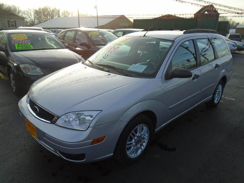 2007 Ford Focus ZXW SES 4dr Wagon - Cottage Hills IL