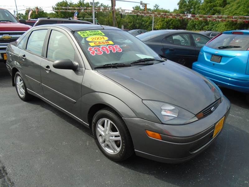 2004 Ford Focus ZTS 4dr Sedan - Cottage Hills IL