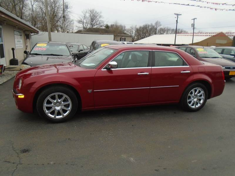 2007 Chrysler 300 C 4dr Sedan - Cottage Hills IL