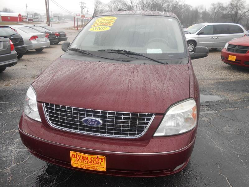 2007 Ford Freestar SEL 4dr Mini-Van - Cottage Hills IL