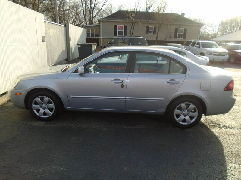 2006 Kia Optima New LX 4dr Sedan w/Automatic - Cottage Hills IL
