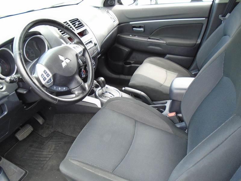 2011 Mitsubishi Outlander Sport ES 4dr Crossover CVT - Cottage Hills IL
