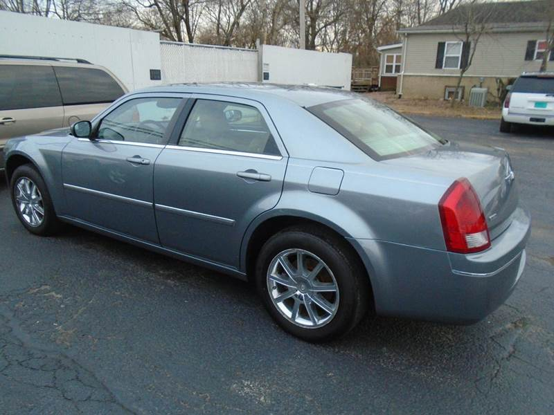 2007 Chrysler 300 AWD Touring 4dr Sedan - Cottage Hills IL