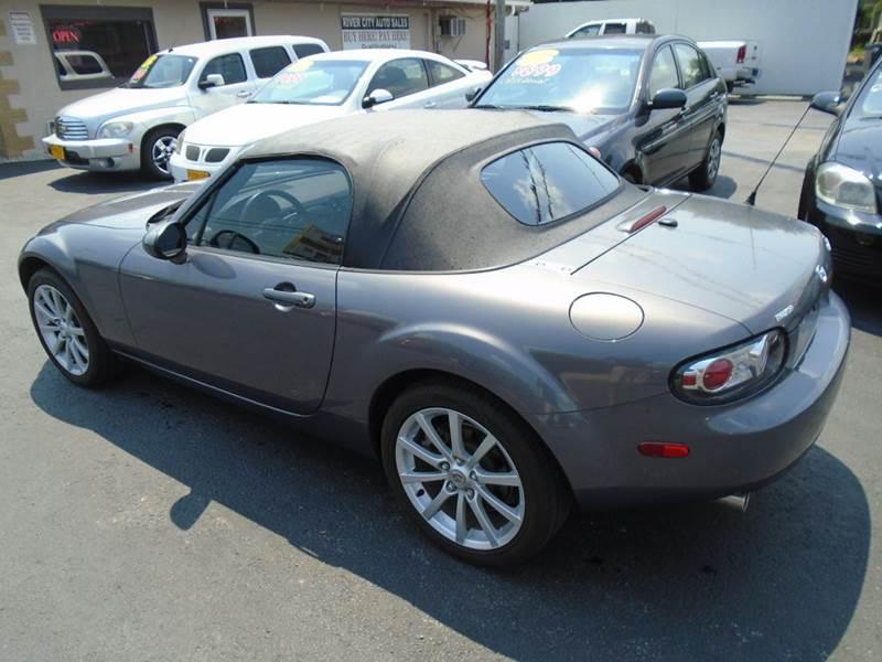 2007 Mazda MX-5 Miata Sport 2dr Convertible (2L I4 6A) - Cottage Hills IL