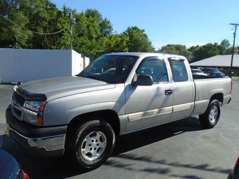 2004 Chevrolet Silverado 1500 for sale in Cottage Hills, IL