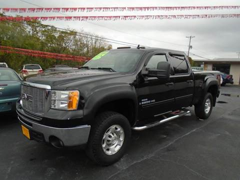 2007 GMC Sierra 2500HD for sale in Cottage Hills, IL