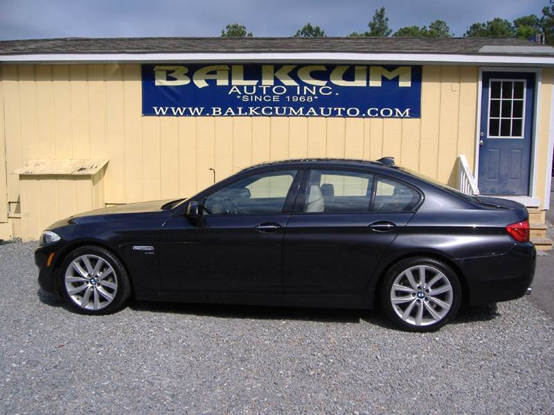 2012 bmw 5 series awd 535i xdrive 4dr sedan in wilmington. Black Bedroom Furniture Sets. Home Design Ideas