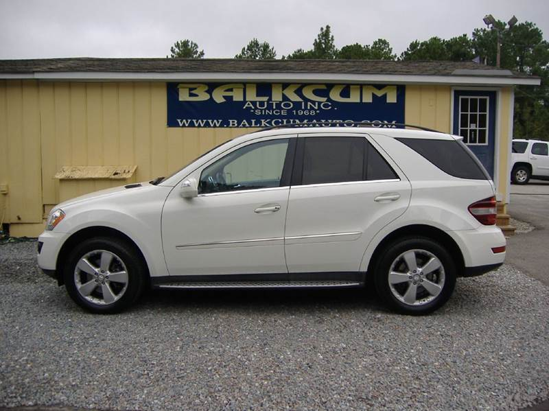2010 mercedes benz m class ml350 4dr suv in wilmington nc for Mercedes benz of wilmington nc